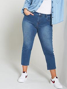 v-by-very-curve-straight-leg-frayednbsphem-jean-mid-wash