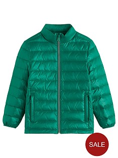 mango-boys-light-weight-padded-coat-green