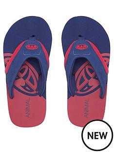animal-jekyl-slice-flip-flops-red