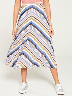 boss-casual-modern-plisse-skirt--nbspmulti