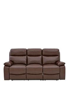 hasting-real-leatherfauxnbspleather-3-seater-manual-recliner-sofa