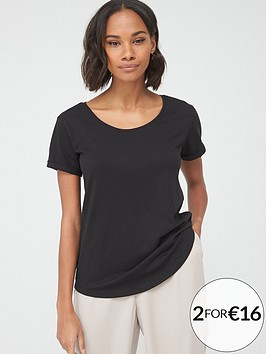 v-by-very-the-basic-scoop-neck-tee--nbspmix-amp-match-offer-2-for-pound14