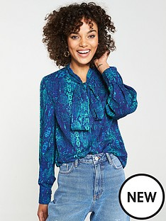 v-by-very-printed-pussybownbspblouse-snake