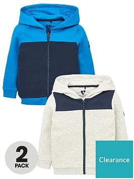 v-by-very-boys-2-pack-colour-block-zip-through-hoodiesnbsp--greynavy