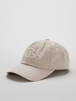 boss-embroidered-logo-cap