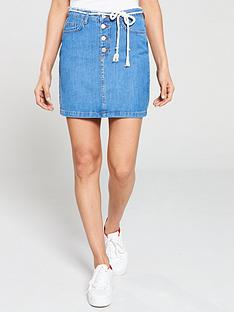 v-by-very-exposed-button-denim-skirt-with-rope-belt-bright-blue
