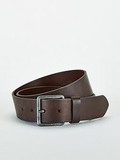 boss-jeeko-smooth-leather-belt-dark-brown