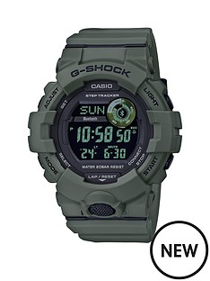 casio-casio-g-shock-black-digital-dial-green-silicone-strap-watch