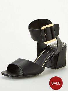 v-by-very-granger-mid-block-heel-buckle-sandals-black