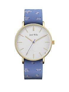 jack-wills-jack-wills-sandhills-white-and-gold-detail-dial-blue-cornflower-silicone-strap-ladies-watch