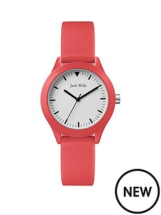 jack-wills-jack-wills-union-white-and-black-detail-dial-red-silicone-strap-ladies-watch