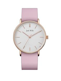 jack-wills-jack-wills-sandhills-white-and-rose-gold-detail-dial-pink-silicone-strap-ladies-watch