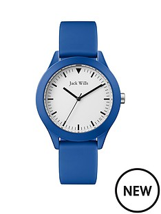 jack-wills-jack-wills-union-white-and-black-detail-dial-blue-silicone-strap-mens-watch