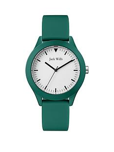 jack-wills-jack-wills-union-white-and-black-detail-dial-green-silicone-strap-mens-watch