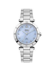 vivienne-westwood-vivienne-westwood-montagu-blue-mother-of-pearl-crystal-set-dial-stainless-steel-bracelet-ladies-watch