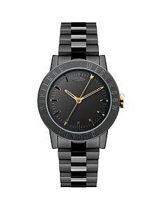 vivienne-westwood-vivienne-westwood-warwick-black-and-gold-detail-dial-black-matt-and-gloss-stainless-steel-bracelet-ladies-watch