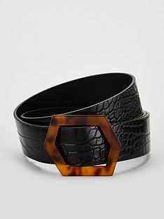 v-by-very-tort-buckle-croc-jeans-belt-black