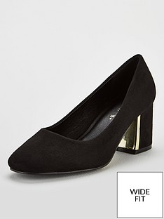 v-by-very-darwin-wide-fit-mid-heel-court-shoes-black