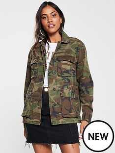 15551e96edd36 Green | Coats & jackets | Women | www.littlewoodsireland.ie