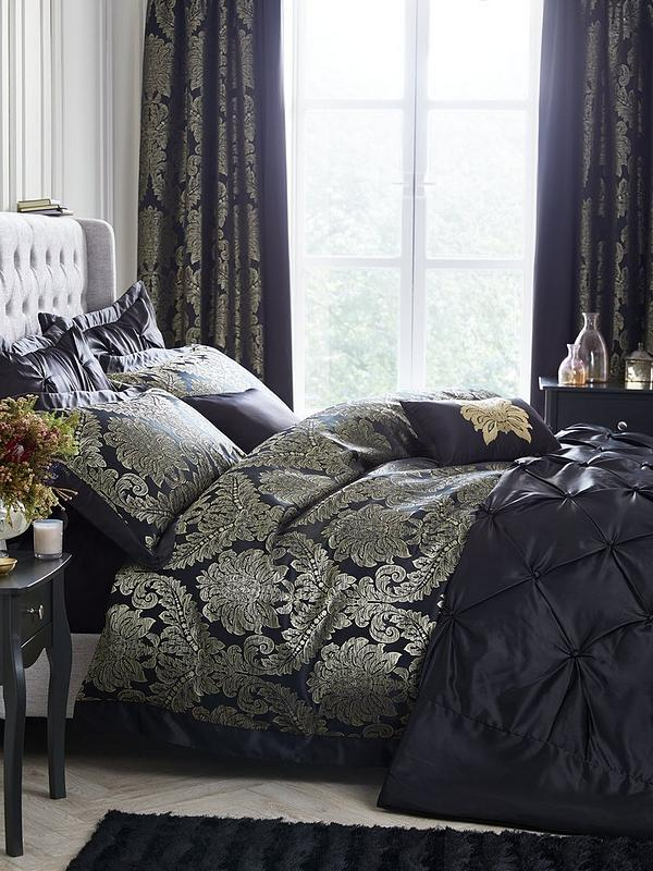 Black And Gold Duvet Cover Home