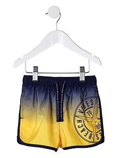 river-island-mini-mini-boys-ombre-runner-swim-shorts-blue
