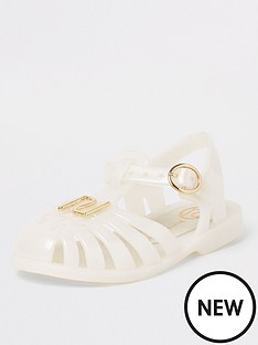 river-island-mini-mini-girls-jelly-caged-sandals-white