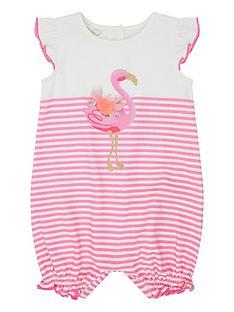 monsoon-baby-lila-flamingo-romper