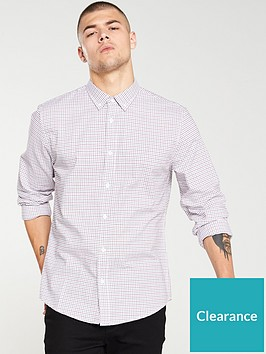v-by-very-mini-check-shirt-whitechecked