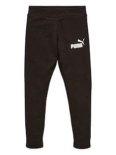 puma-essentials-girls-leggings-black