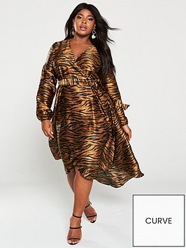 v-by-very-curve-satin-wrap-midi-dress-animal