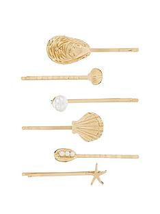 michelle-keegan-6-pack-shell-hair-clips