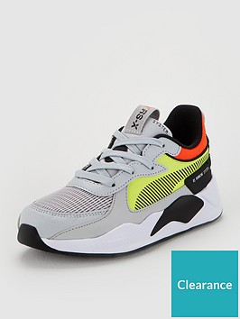 puma-rs-x-hard-drive-childrens-trainers-greyyellow