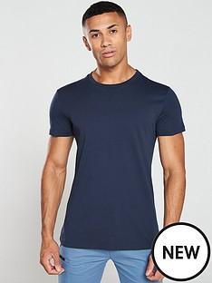 v-by-very-basic-crew-neck-t-shirt-navy