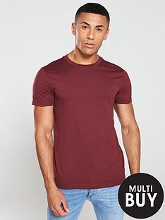v-by-very-crew-neck-t-shirt-burgundy