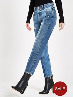 river-island-block-slim-fit-jeans--blue