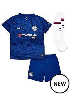 18792a527 Nike Chelsea 19 20 Home Little Kids Kit