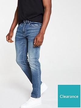 very-man-slim-fit-blue-wash-jeans-blue