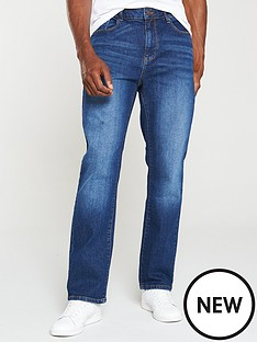 v-by-very-straight-fit-mid-wash-jeans