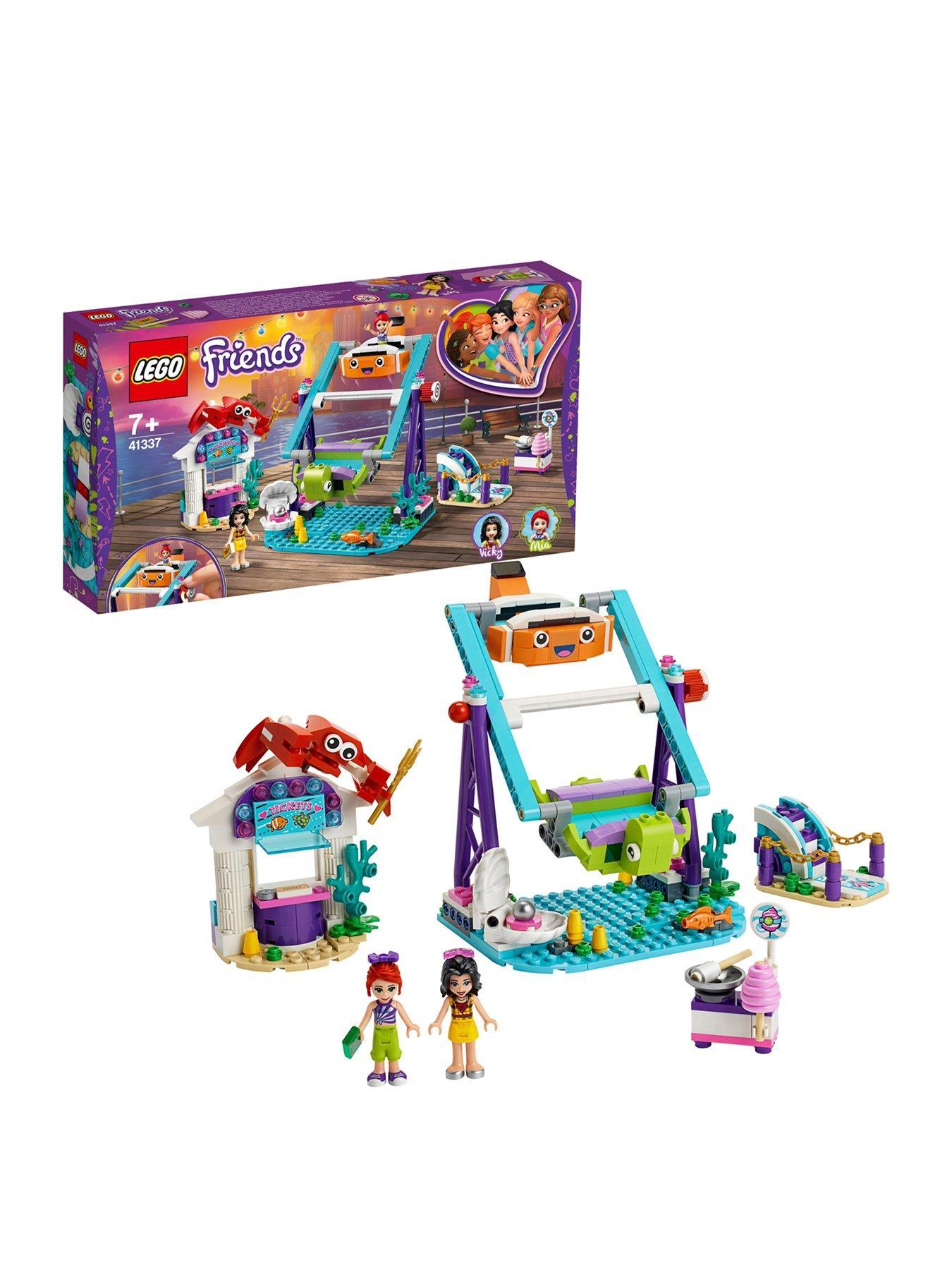 Angus Friends LEGO® 41369 Minifigs frnd288