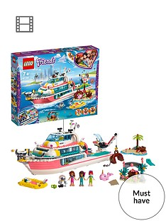 lego-friends-41381-rescue-mission-boat-toy-with-mini-dollsnbsp