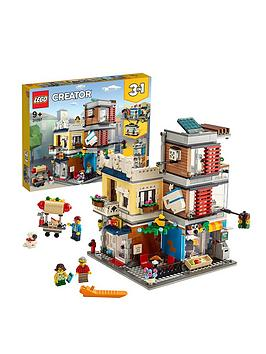 lego-creator-31097-3in1-townhouse-pet-shop-amp-cafeacutenbsp