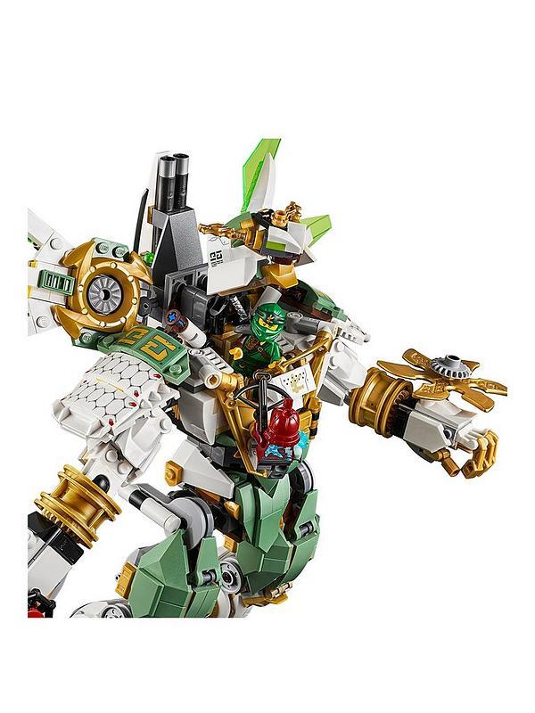 Lego Ninjago 70676 Lloyd S Titan Mech Toy Littlewoodsireland Ie