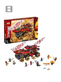 lego-ninjago-70677-land-bounty-toy-trucknbsp