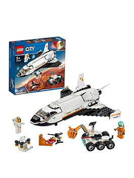 lego-city-60226-mars-research-shuttle-space-port-with-rover-and-drone