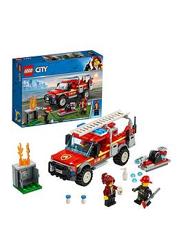 lego-city-60231-fire-chief-response-truck-with-water-cannon