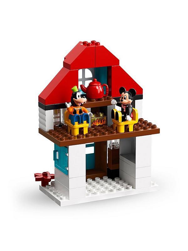 LEGO DUPLO 10889 Disney Mickey's Vacation House