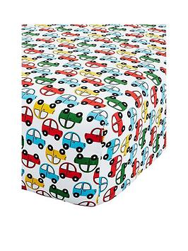 catherine-lansfield-transport-junior-fitted-sheet