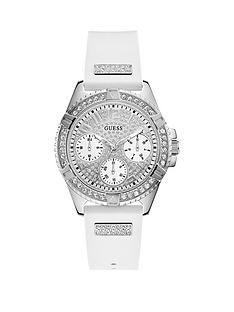 guess-guess-lady-frontier-silver-crystal-set-multi-dial-white-silicone-strap-ladies-watch