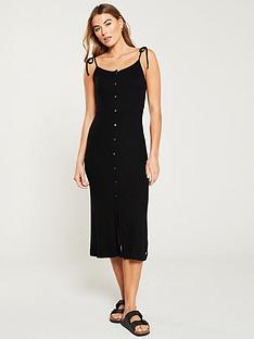 superdry-charlotte-button-down-midi-dress-black