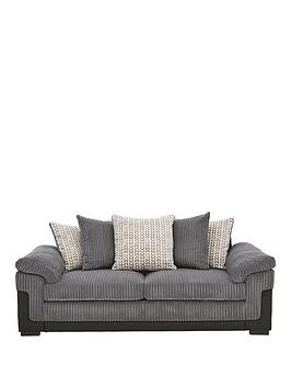 reece-fabric-and-faux-snakeskin-3-seater-scatter-back-sofa